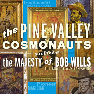 The Pine Valley Cosmonauts Trouble in Mind cover