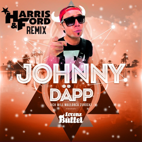 Johnny Däpp (Harris & Ford Remixes)