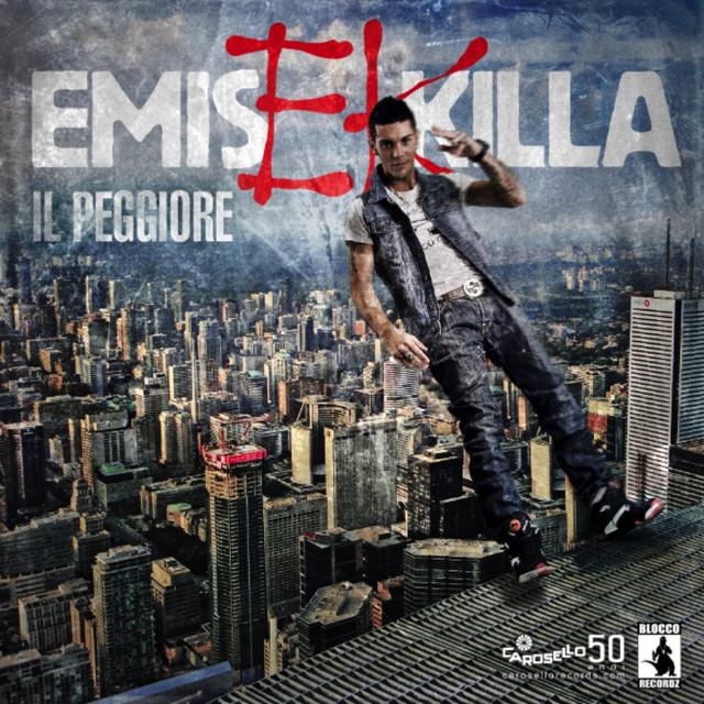 Emis Killa Il peggiore album cover