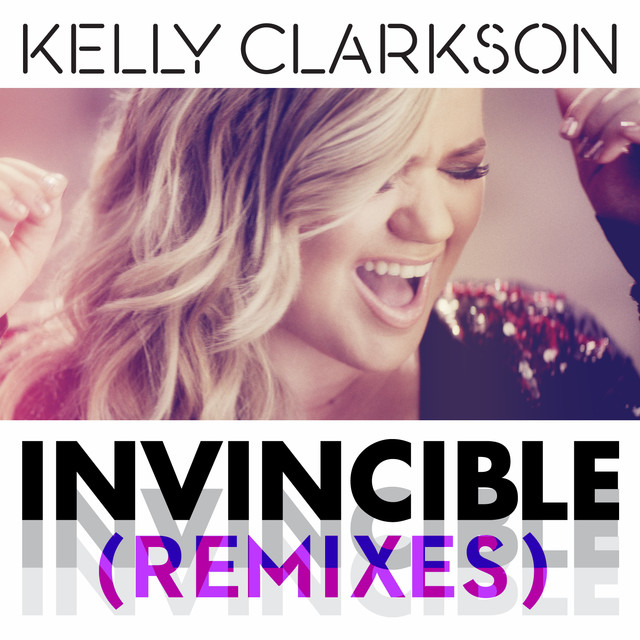 Invincible (Remixes) Albumcover