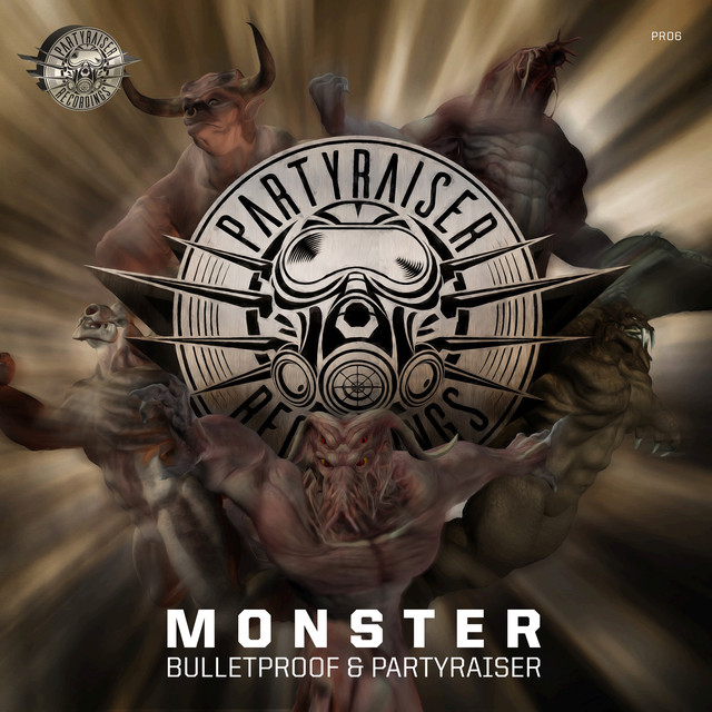 Monster (Radio Edits)