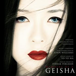 Memoirs of a Geisha album