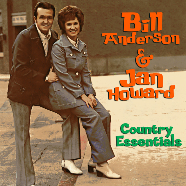 Jan Howard, Bill Anderson Country Essentials album cover