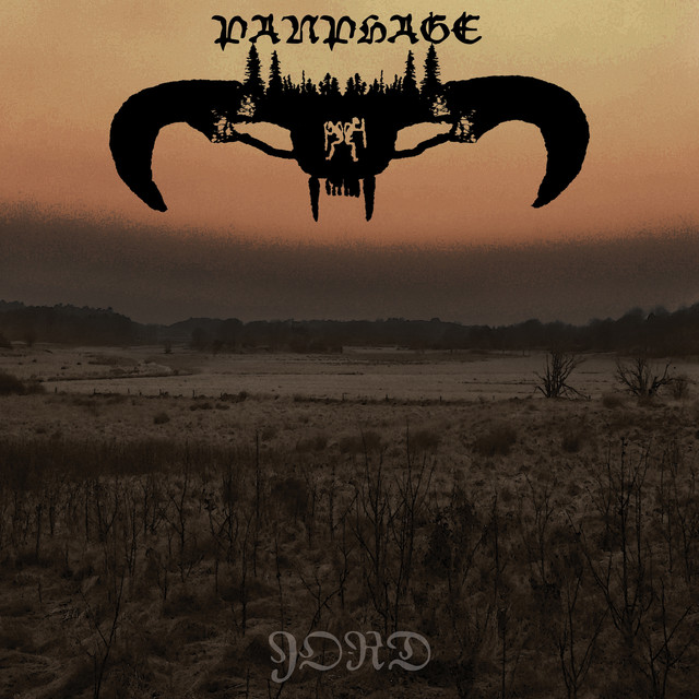 Album cover for Jord by Panphage