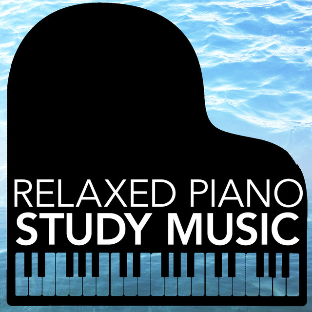 Relaxed Piano Study Music Albumcover