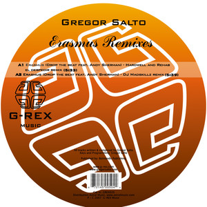 Erasmus Remixes Albümü