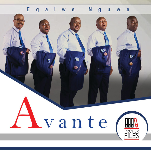 Album cover for Eqalwe Nguwe by Avante