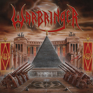 Warbringer Remain Violent cover