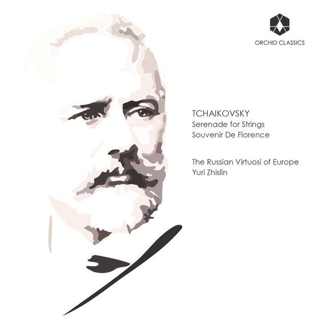 Tchaikovsky: Serenade for Strings, Op. 48 & Souvenir de Florence, Op. 70 Albumcover