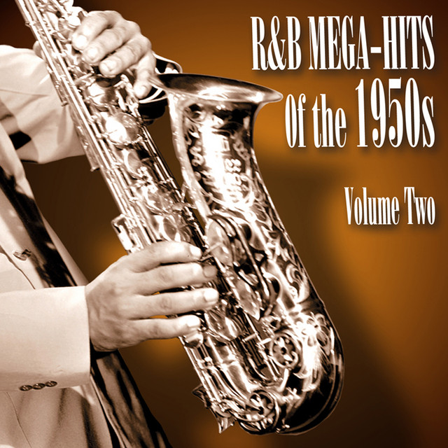 Various Artists R & B Megahits Of The 1950's - Volume 2 album cover