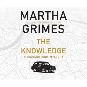 The Knowledge - A Richard Jury Mystery 24 (Unabridged)