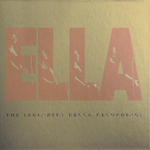 Ella Fitzgerald Who Walks in When I Walk Out? cover