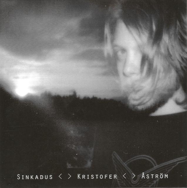 Skivomslag för Kristofer Åström: Sinkadus