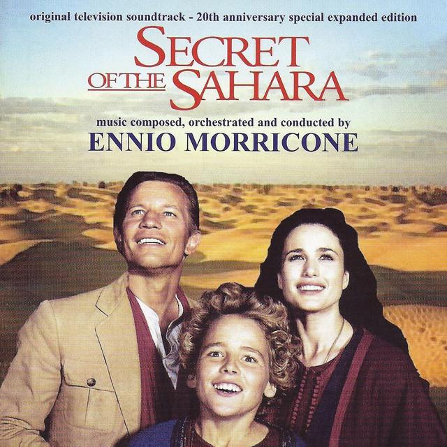 Secret of the Sahara (Original Motion Picture Soundtrack) [Remastered] Albumcover