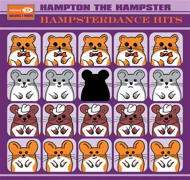 Hampsterdance Hits by Hampton The Hampster