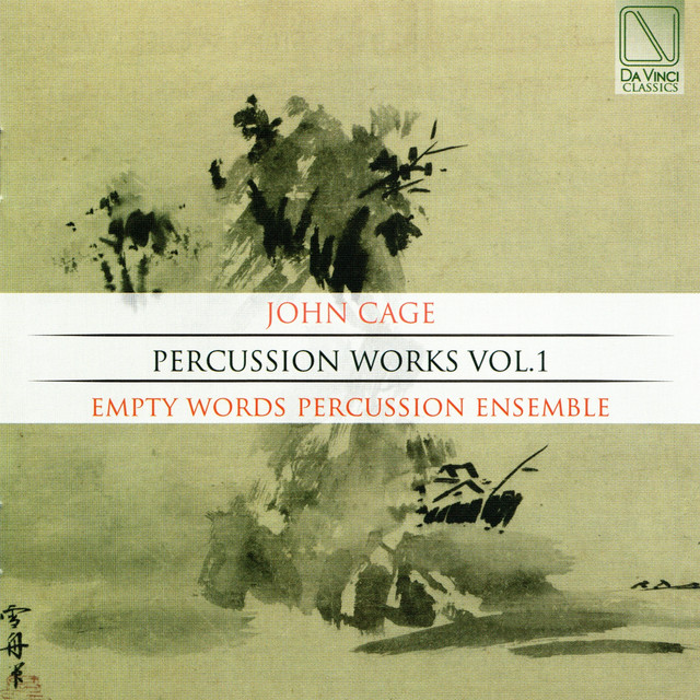 Percussion Works, Vol. 1