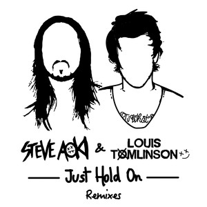 Just Hold On (Remixes) Albümü