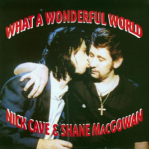 Nick Cave, Shane MacGowan A Rainy Night In Soho cover