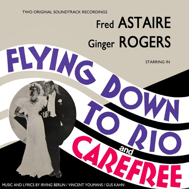 Carefree: The Yam, a song by Fred Astaire, Ginger Rogers on