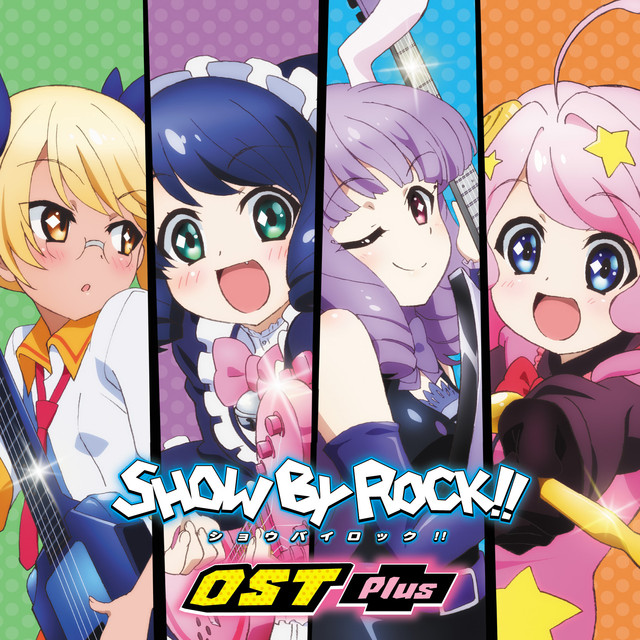 Tv Anime Show By Rock Original Soundtrack Plus By Various