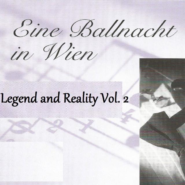 Eine Ballnacht in Wien - Legend and Reality Vol. 2 Albumcover