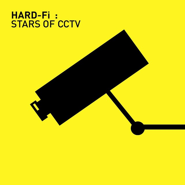 Album cover for Stars Of CCTV by Hard-FI