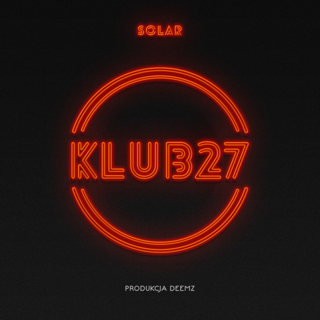 Album cover for Klub 27 by Solar