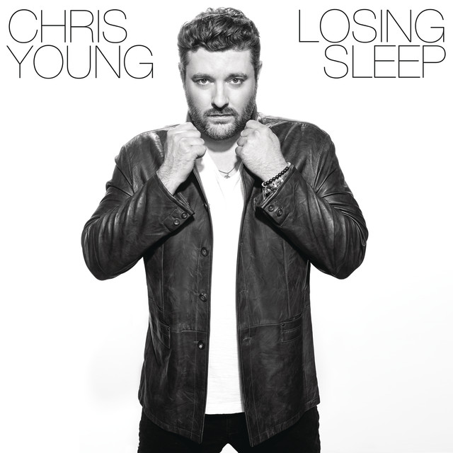Album cover for Losing Sleep by Chris Young