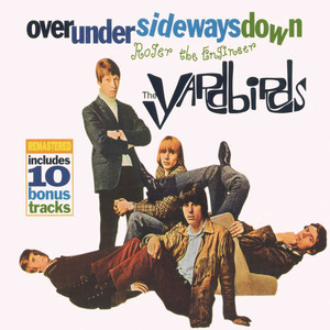 The Yardbirds The Nazz Are Blue cover
