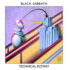 Technical Ecstasy (Remastered) Albumcover