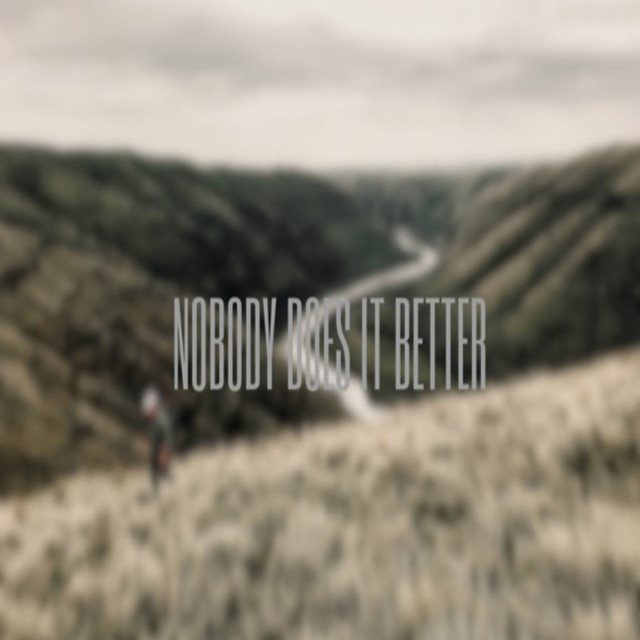 Album cover for Nobody Does It Better (Deluxe Version) by Zandhr