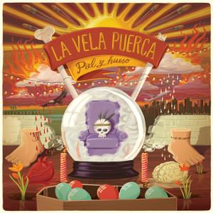Piel y Hueso Albumcover