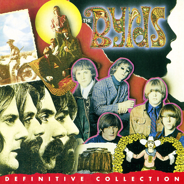 The Byrds Definitive Collection album cover