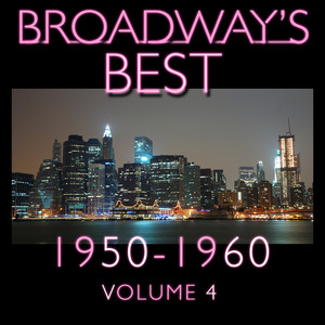 Broadway's Best 1950 - 1960 Vol.4 Albumcover