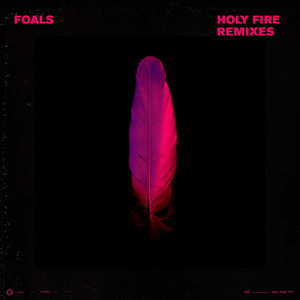 Foals: Holy Fire Remixes