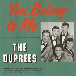 The Duprees My Own True Love cover