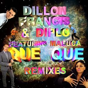 Que Que Remix EP Albumcover
