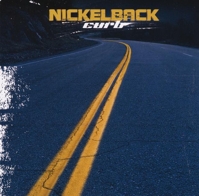 Nickelback Curb album cover