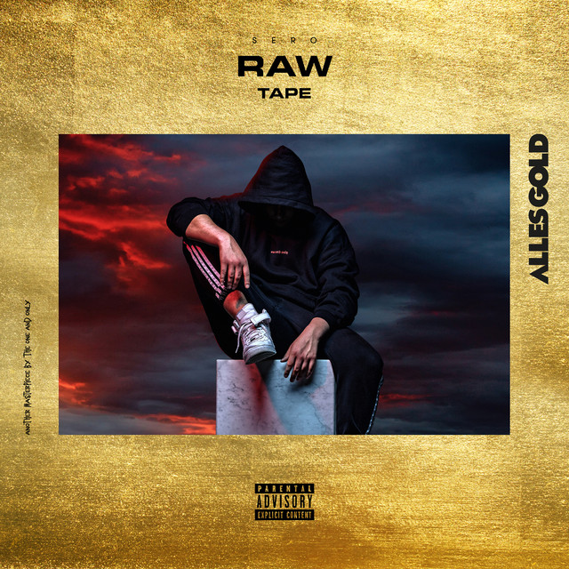 Album cover for RAW-Tape (Gold) by Sero