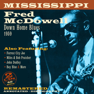 Downhome Blues 1959 Albumcover