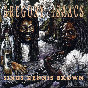 Dennis Brown Love Has Found Its Way cover