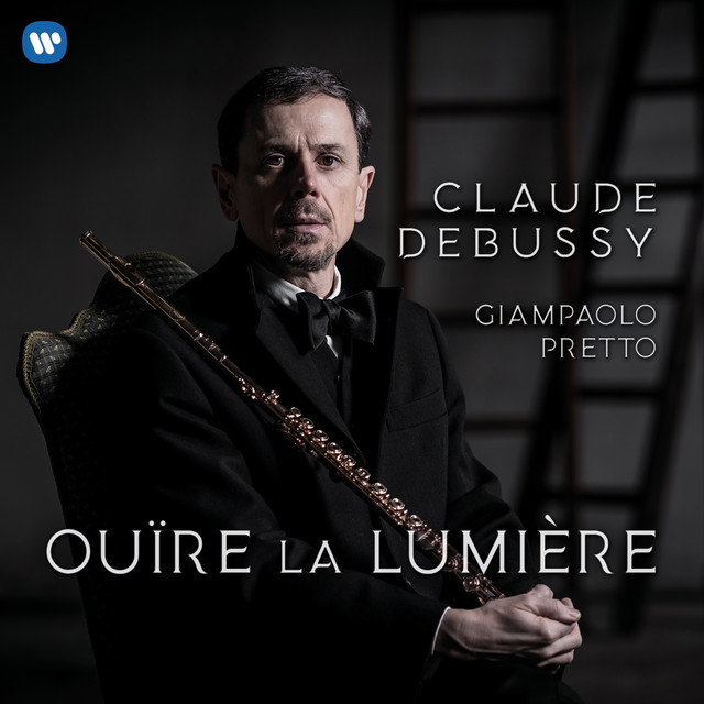 Ouïre la lumière - Debussy: Works for Flute