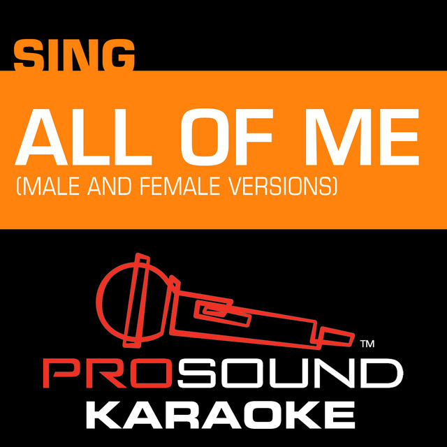 All of Me (In the Style of John Legend) [Karaoke Version] by