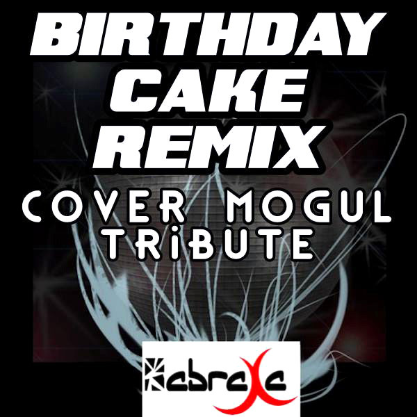 Strange Birthday Cake Remix In The Style Of Rihanna Chris Brown Funny Birthday Cards Online Alyptdamsfinfo