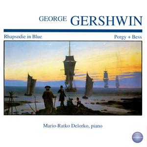 Gershwin: Rhapsodie in Blue - Porgy + Bess album