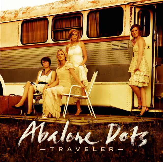 Skivomslag för Abalone Dots: Traveler