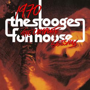 The Stooges T.V. Eye cover