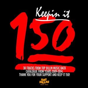 Keepin it 150 Albumcover
