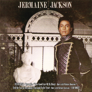 Jermaine Jackson Daddy's Home cover