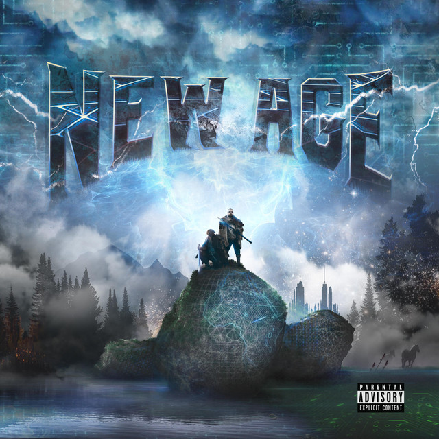 Album cover for New Age by KSI, Randolph